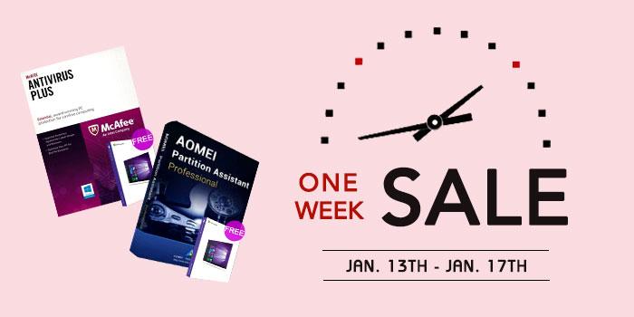 BZfuture One-Week Sale