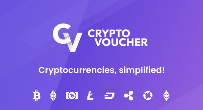 Access the crypto-space with your Crypto Voucher