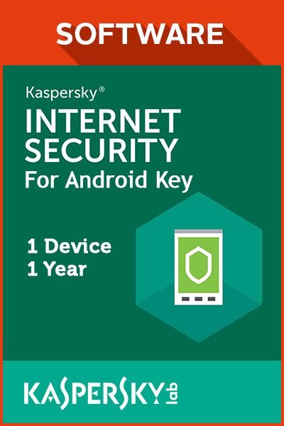 Kaspersky Internet Security 1 Device 1 Year For Android Key - BZFuture