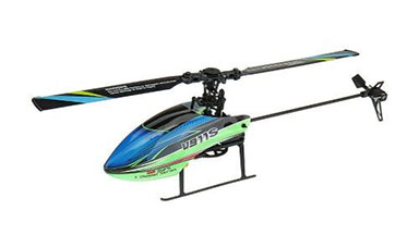 Equipped with a gyroscope feature, this is a row of cheap 6 channel RC Helicopter