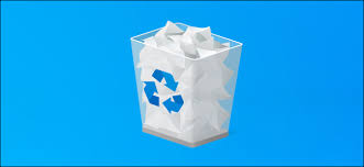 How to empty the Recycle Bin automatically on schedule on Windows 10