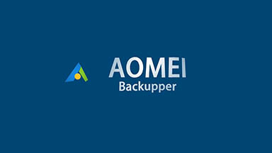 Aomei Backupper - An Advanced Backup and Restore Program