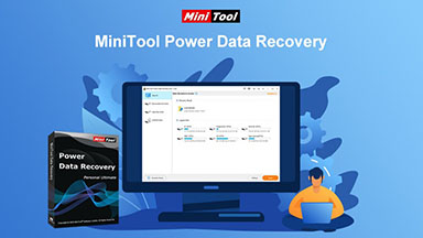 MiniTool Releases Power Data Recovery 9.0: Desktop/Recycle Bin/Folder Recovery