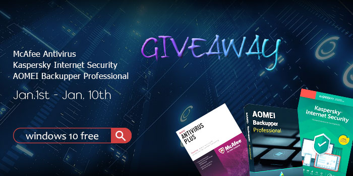 BZfuture new year's giveaway