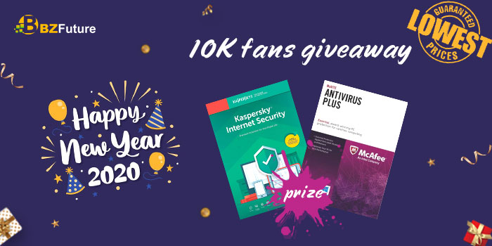 New Year's Celebrations -- Giveaway & Lowest Discount