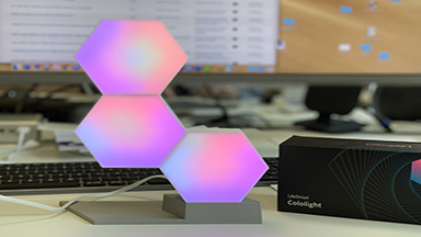 LifeSmart Cololight: Modular lighting system