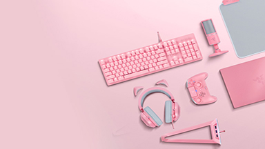 Which Cute pink keyboard do you need... for her?