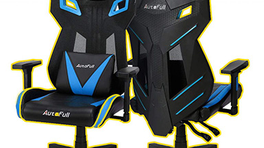 Autofull Gaming Chair designed for Big and Tall Guys
