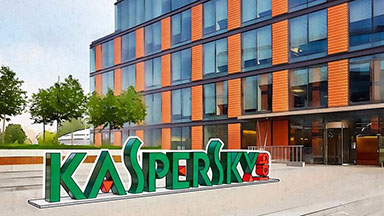 Kaspersky can keep users' data safety online