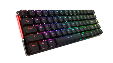 ASUS' ROG Falchion is a tiny wireless gaming keyboard with RGB