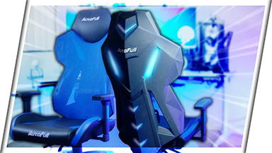 Autofull gaming chair: One of the 6 Best Gaming Chairs about $200