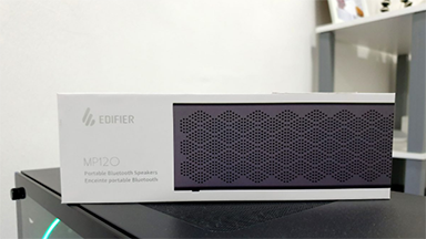 Edifier MP120 – One Solid Bass-licious Premium Portable Bluetooth Speaker