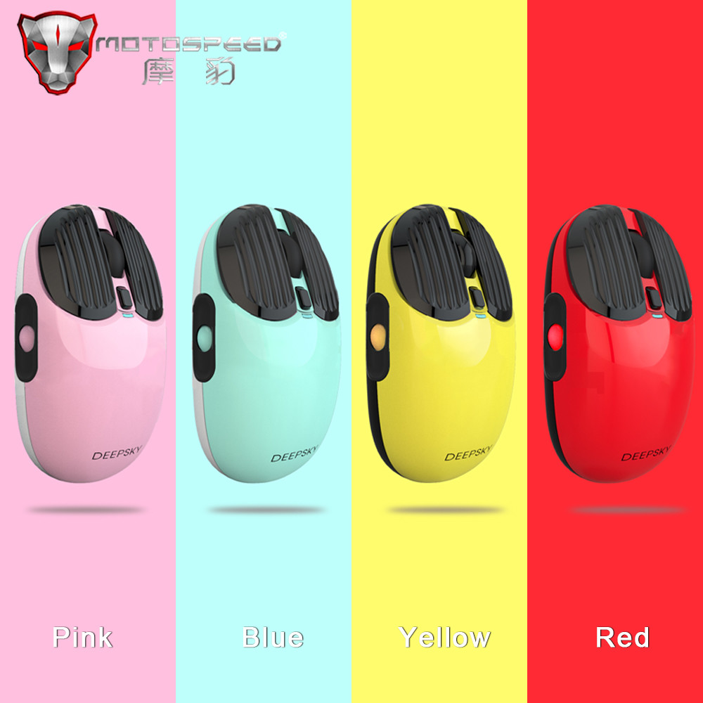 Motospeed BG90 Wireless Bluetooth Mouse