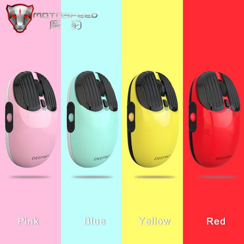 Official Motospeed BG90 Wireless Bluetooth Mouse