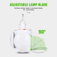 Outdoor Waterproof Emergency Solar / USB Cable Rechargeable LED Bulb