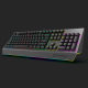 MOTOSPEED CK99 RGB Mechanical Keyboard All Key Anti-ghost 12 Lighting Effects Cherry Red Switch - Cherry Red Switch