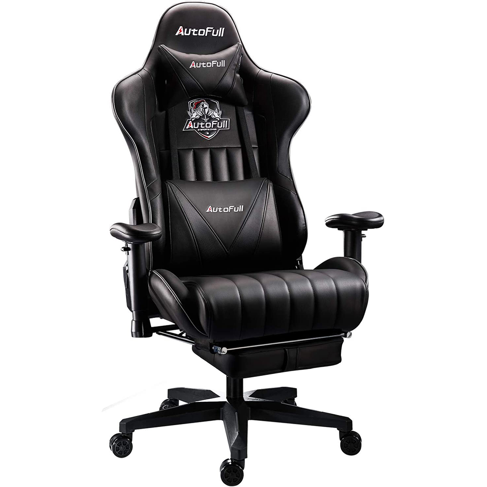 AutoFull Ergonomic Gaming Chair AF070DPUJ Advanced(Black)