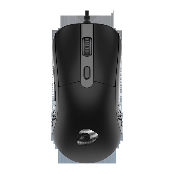 Dareu EM928 Gaming Mouse LED RGB Backlight with PMW3389 16000DPI 400IPS 12000FPS 50 Million Click Times