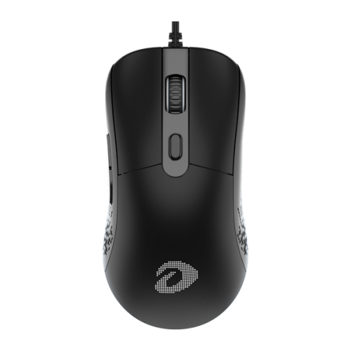Official Dareu EM928 Gaming Mouse LED RGB Backlight with PMW3389 16000DPI 400IPS 12000FPS 50 Million Click Times