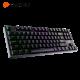 Dareu EK87 Wired Optical Switch Full Waterproof with N-Key Rollover Dynamic Rainbow Backlight Mechanical Keyboard