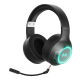 EDIFIER G33BT Gaming Headset 40mm driver unit PixArt BT V5.0 RGB dynamic backlight system Microphone with noise cancellation