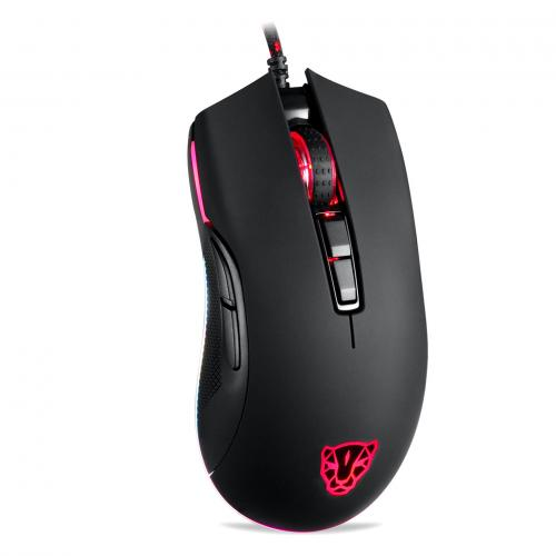 Official Motospeed V70 Wired Mechanical Gaming Mouse 3360