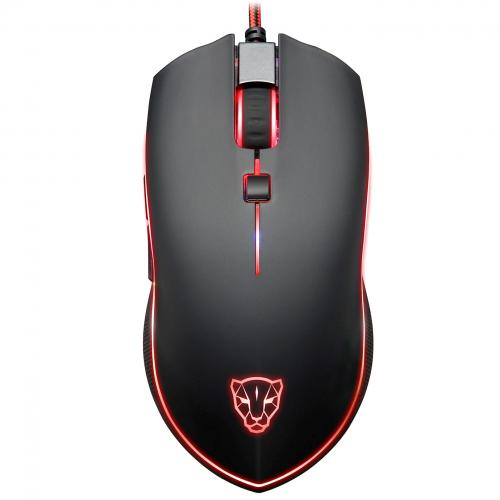 Official Motospeed V40 Electron-optical USB Gaming Mouse
