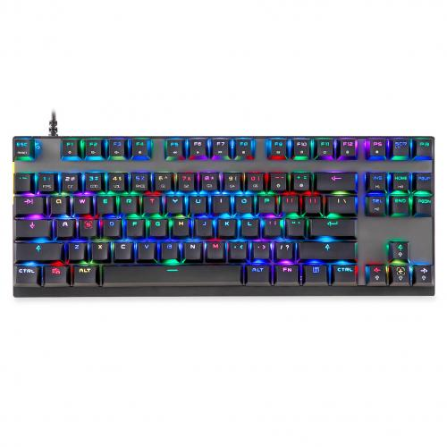 Motospeed K82 USB Wired Mechanical Keyboard 87 Keys