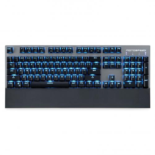 Official Motospeed GK89 2.4GHz Wireless / USB Wired Mechanical Keyboard