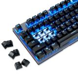 Motospeed GK89 2.4GHz Wireless / USB Wired Mechanical Keyboard