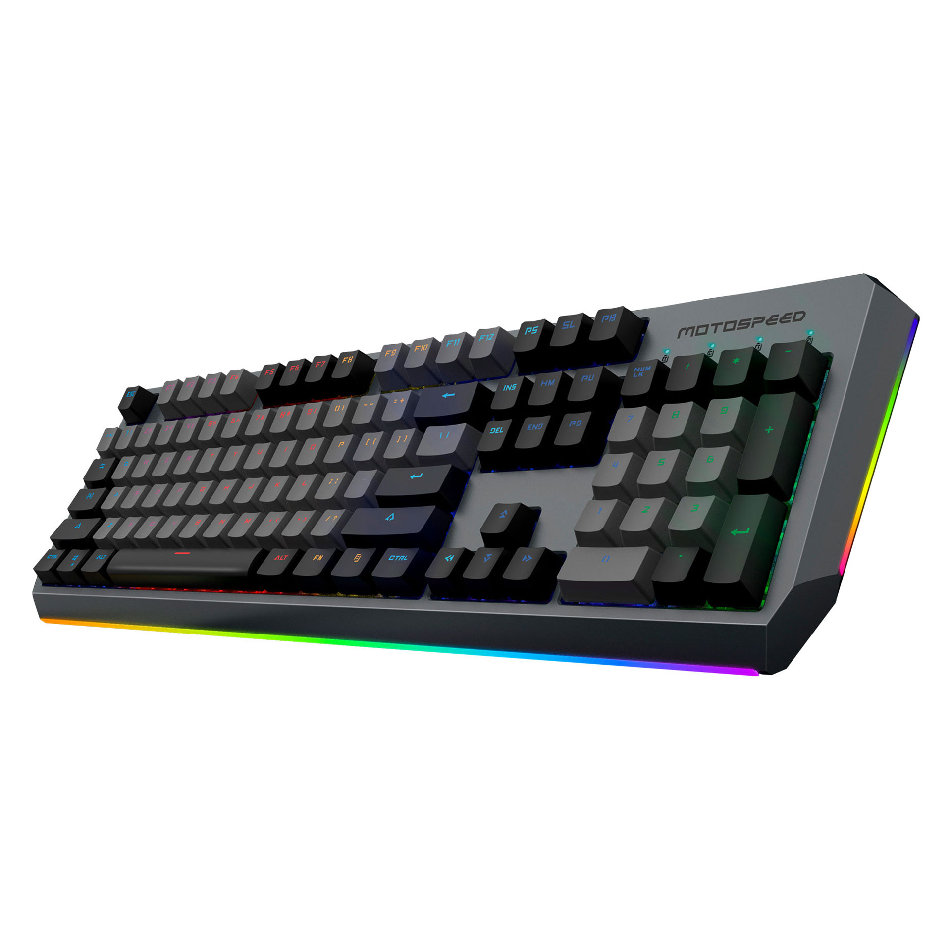 MOTOSPEED CK80 Wired Mechanical Gaming Keyboard
