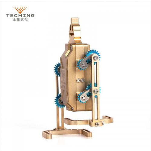 Teching DM20 All-Metal Stirling Engine DIY Model Collection Gift