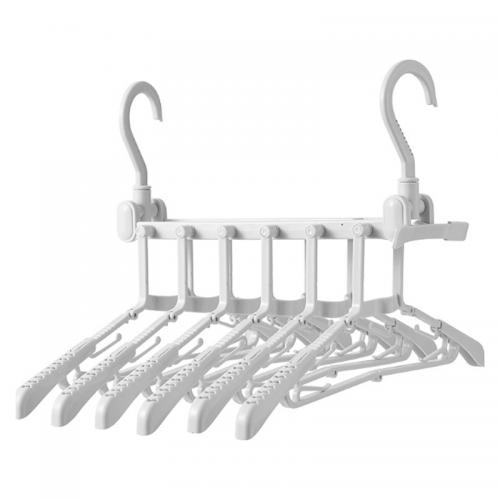 Official BZfuture  Creative multi-layer folding hanger