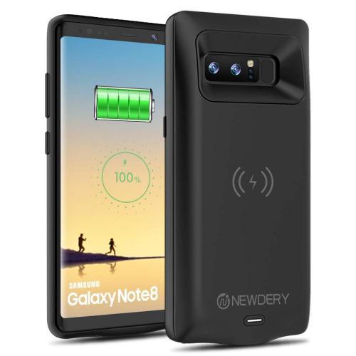 Official NEWDERY Wireless Charging Battery Case for Samsung Galaxy Note8
