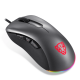 MOTOSPEED V100 Dual Engine RGB Gaming Mouse Original 6400 Infrared Light
