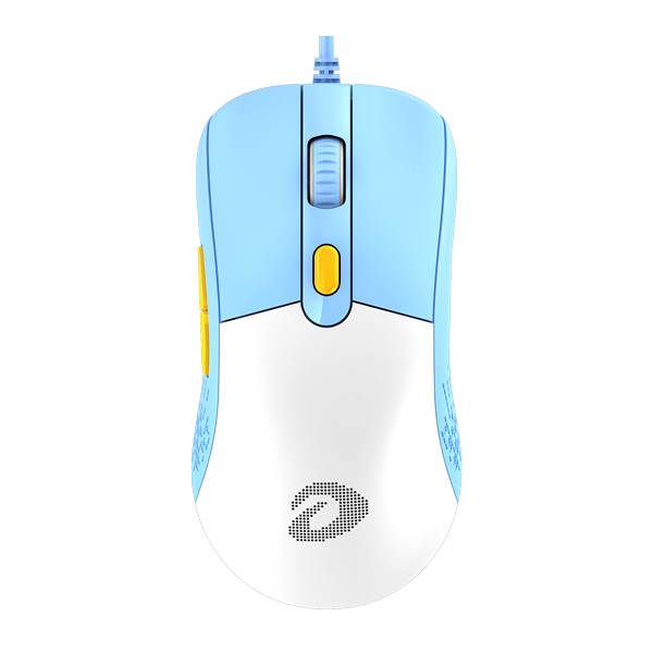 DAREU EM928 Wired RGB Gaming Mouse AIM3337 Sensor