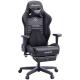 AutoFull Gaming Chair AF083DPJA,Black