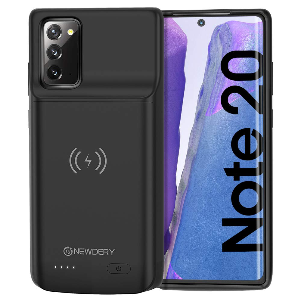 NEWDERY Wireless Charging Battery Case for Samsung Galaxy NOTE 20