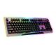 EK925 II Wired RGB Hotswap Gaming Keyboard 104-Key with Dareu Optical Switch for Windows Mac OS PC