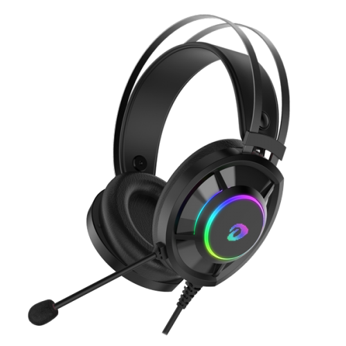 Official Dareu Mirror-EH-469 RGB backlight Gaming Headset
