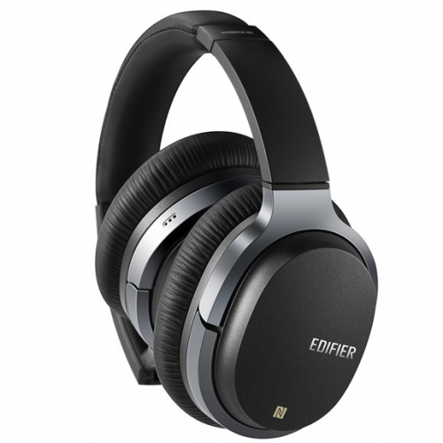 Official Edifier W860NB Bluetooth Headphones NFC pairing and aptX audio decoding Active Noise Cancelling