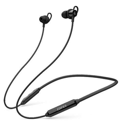 Official EDIFIER W200BT wireless earphone Bluetooth 5.0 IPX5 rated Waterproof 7hrs of playback Magnetic function bluetooth earphone