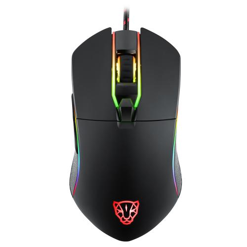 Official Motospeed V30 Wired Optical USB Gaming Mouse
