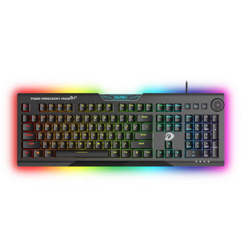 Official EK925 II Wired RGB Mechanical Gaming Keyboard 104-Key