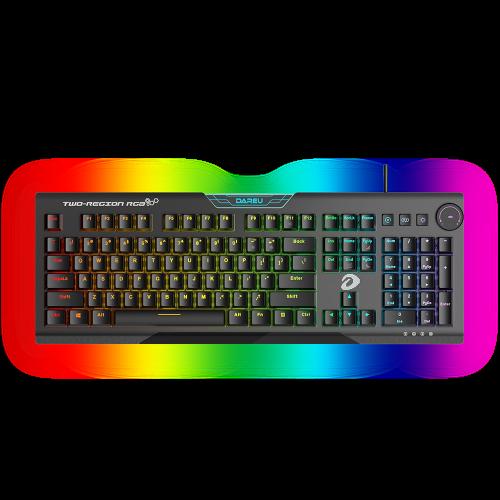 EK925 II Wired RGB Mechanical Gaming Keyboard 104-Key