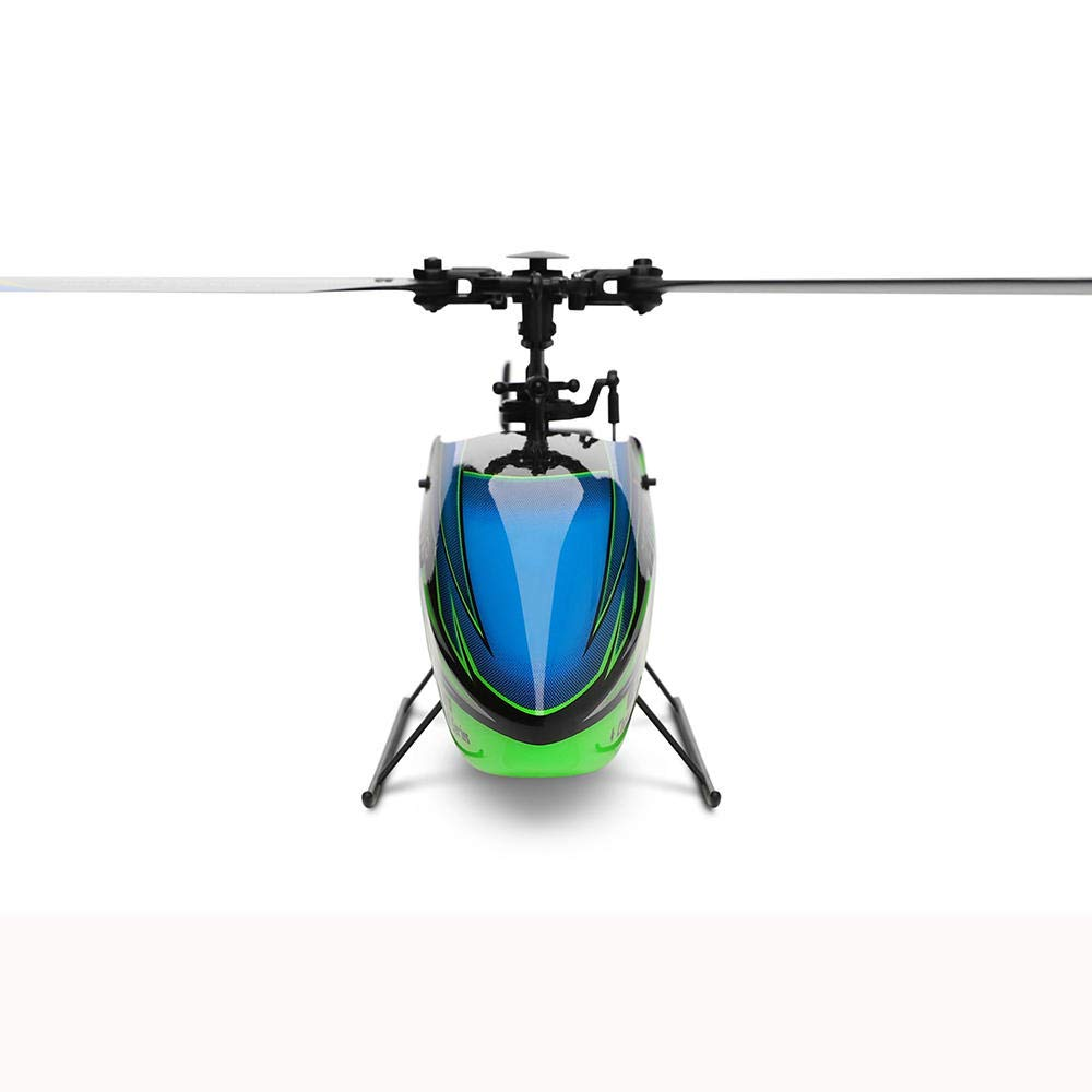 WLtoys V911S 2.4G 4CH 6-Aixs Gyro Flybarless RC Helicopter