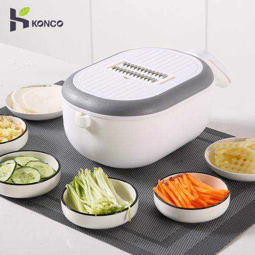 Kitchen Mandolin Slicer Choppers Vegetable & Fruit Cutter Chopper