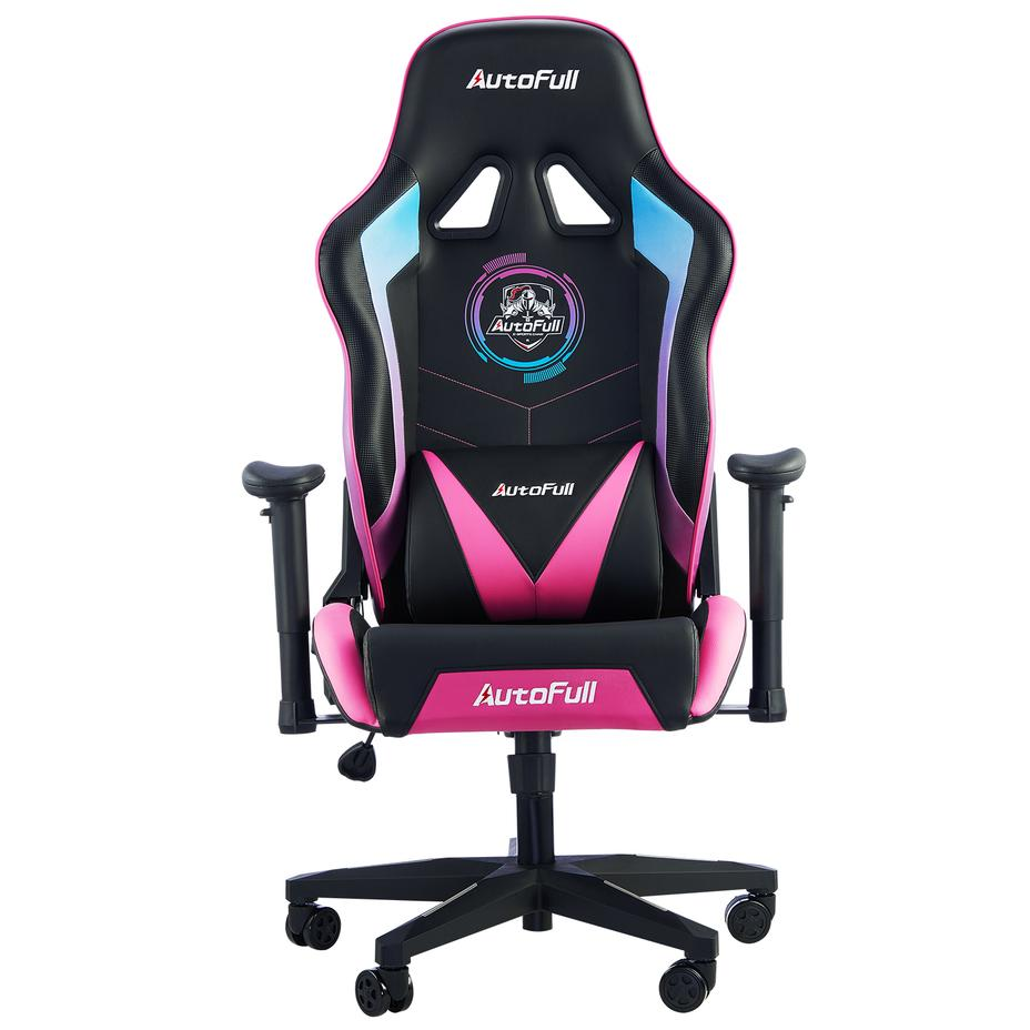AutoFull Racing Gaming Chair AF075RPU, Multicolor