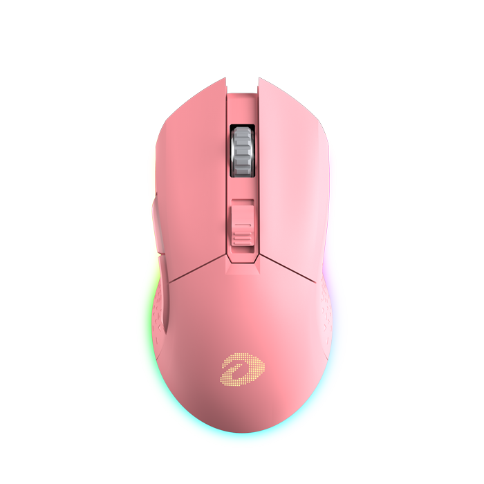 DAREU EM901 Wired and Wireless Dual Mode RGB Gaming Mouse