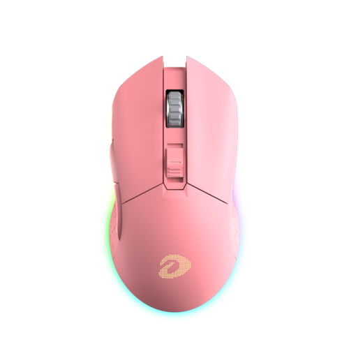 Official DAREU EM901 Wired and Wireless Dual Mode RGB Gaming Mouse
